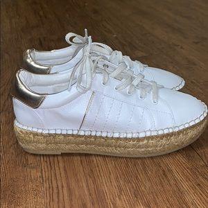 NEW Women's Steve Madden Platform Shoes Sz 8